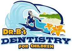 Logo for Pediatric dentist Dr. Todd Baggaley